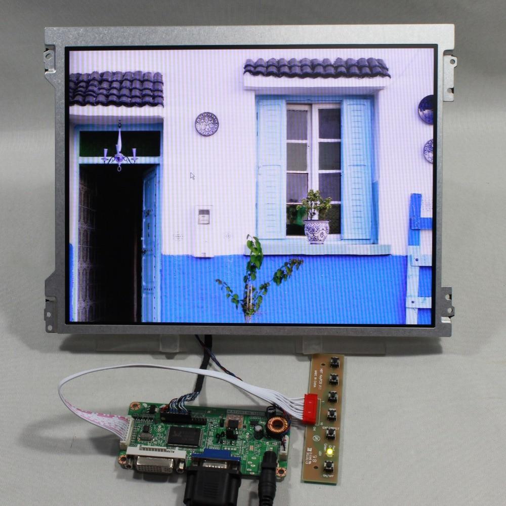 все цены на DVI VGA LCD controller board RT226 12.1inch M121GNX2 1024x768 LED backlight lcd онлайн