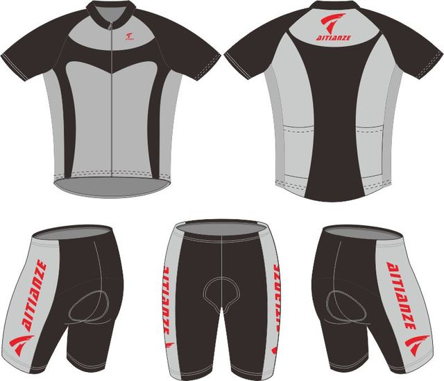 64e9c77da Short sleeve cycling jersey top custom made bicycle sports clothing  customized full sublimation printing