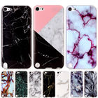 Marble Pattern Case For Coque iPod Touch 5 6 Case Silicone Phone Cover For Funda iPod Touch 5 6 TPU Case Soft Glossy Shells
