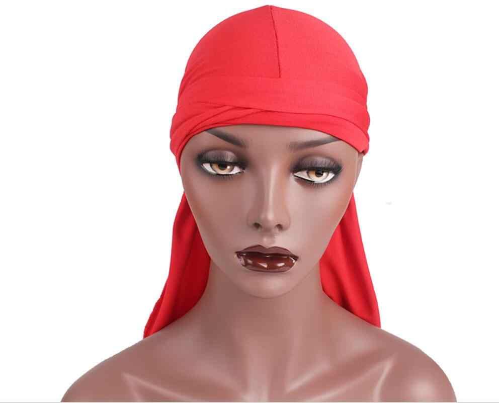 2019 новые унисекс королевские шляпы красота город хип-хоп кепки парики Doo дюраг головной убор для байкеров головная повязка пиратская шляпа аксессуары для волос