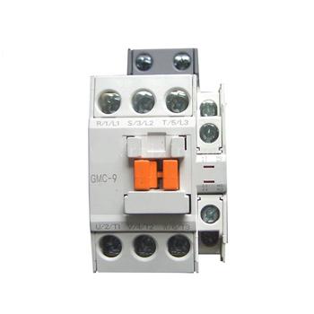 Wysokiej jakości GMC-9 AC220V 3 fazy AC elektryczne stycznik GMC-09 stycznik tanie i dobre opinie taoper 220VAC