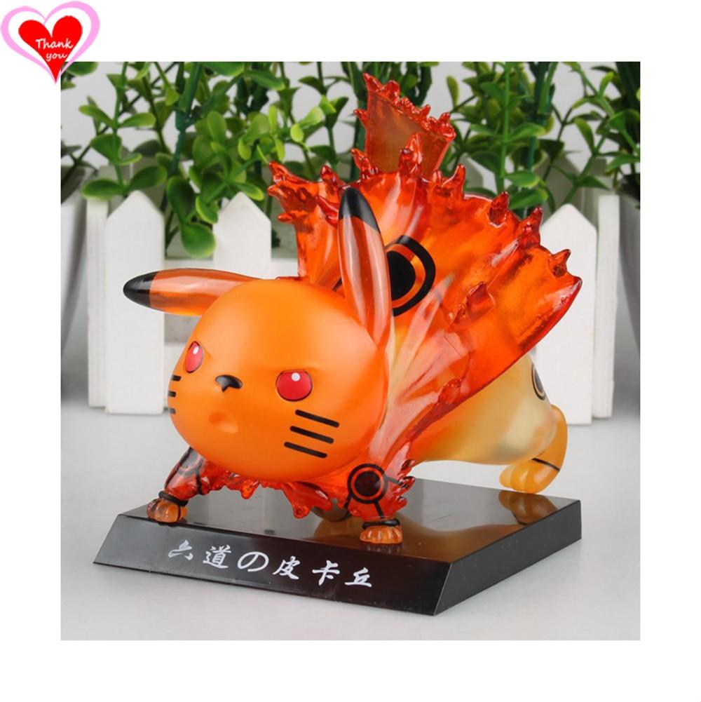 Love Thank You pikachu COS Rikudo Sennin font b Naruto b font Ver font b cosplay