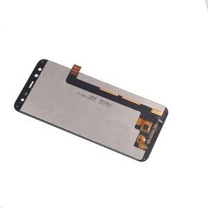 Image 2 - BlackView S8 LCD 디스플레이 유리 터치 스크린 디지타이저 구성 요소에 대 한 5.7 인치 원래 Blackview S 8 교체 전화 부품