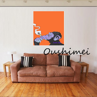 Hand Painted Wall Art Home Decor Oil Painting On Canvas Abstract Animal Paintings Funny Monkey Of