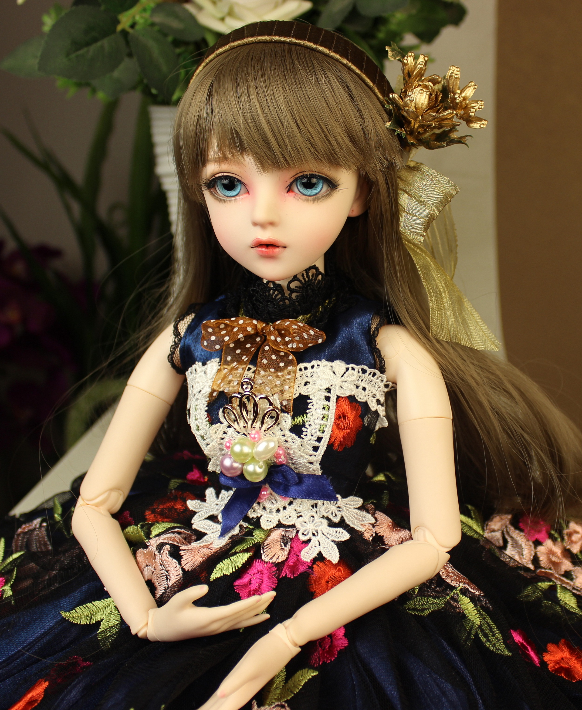 fullset lolita princesa boneca com roupas maud