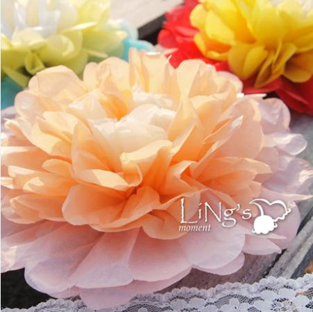 5 colors 10inch25cm 10pieceslot giant tissue paper flower rose 10inch25cm 10pieceslot giant tissue paper flower rose ball decorations wholesales free shipping in artificial dried flowers from home garden on mightylinksfo