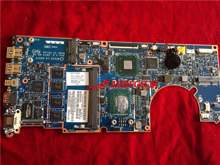 Pour HP Spectre XT TouchSmart 15 ORDINATEUR PORTABLE CARTE MÈRE 715045-501 La-8551p 100% TESED OK