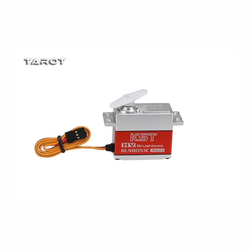 Tarot-RC KST BLS805X high-voltage brushless digital servo/tail servo TL2997 jx pdi 5521mg 20kg high torque metal gear digital servo for rc model