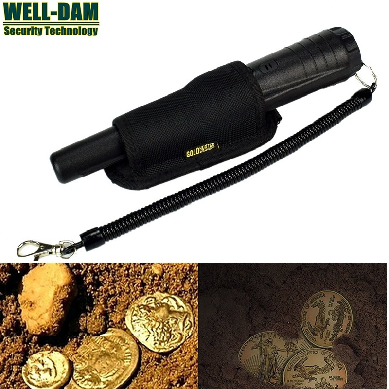 Free Shipping New Arrived CSI Pinpointing Hand Held Pro Pointer Metal Detector Gold Hunter Pinpointer Metal Detector frees shipping new arrived mini pinpointing hand held waterproof pointer metal detector pinpointer detector