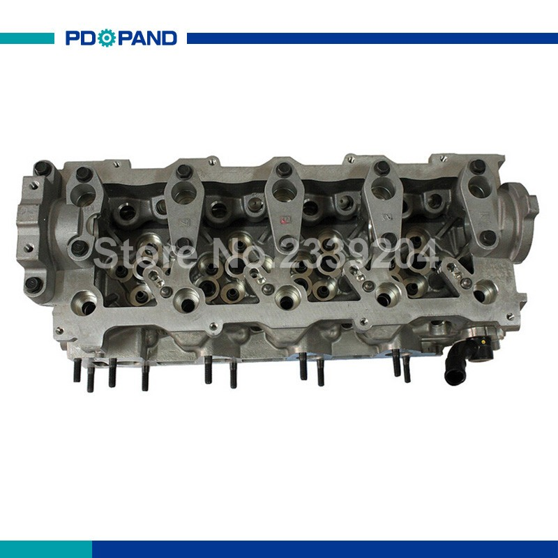 Auto Teile Motor D4EA zylinderkopf 22100 27901 22100 27902 FÜR ...