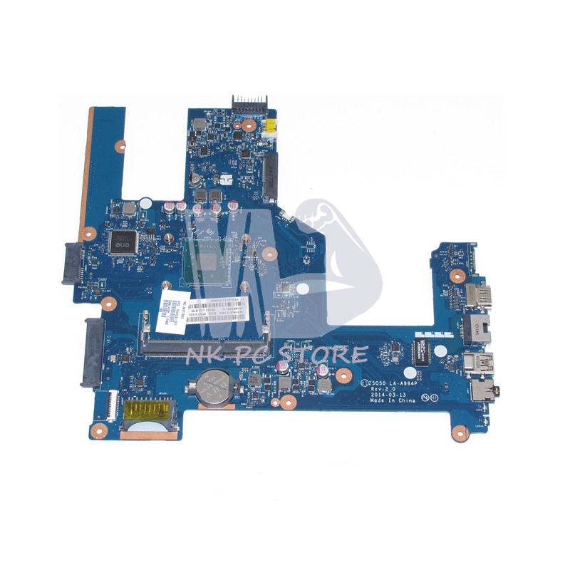 764103-501 764103-001 Main Board For HP Compaq 15 15-R 15T-R 15-S Laptop Motherboard ZSO50 LA-A994P SR1W2 N3530 CPU DDR3 nokotion 744189 001 745396 001 main board for hp 215 g1 laptop motherboard ddr3 with cpu zkt11 la a521p warranty 60 days