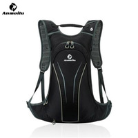 ANMEILU Running Bicycle Backpack Outdoor Backpack Waterproof Sports Bags Camping Hiking Climbing Bag With Reflective Strip