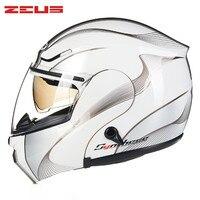 Modular Motorcycle Helmet Flip Up Capacetes De Motociclista Moto Helmets For Motorcycle Racing Men S Helmets