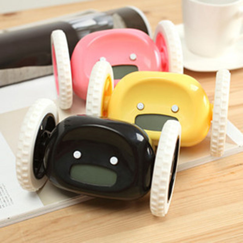Creative Alarm Clock Will Be Running New Creative Magic Escape Alarm Clock Lazybones Alarm Clock Will Run Battery Power Supply