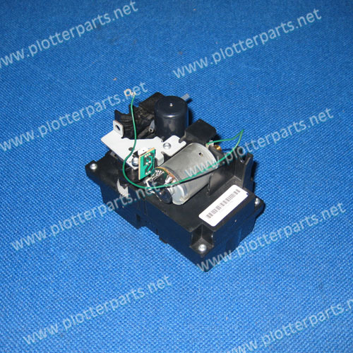 Q5669-60665 Primer assembly (clearing station) for HP Designjet T1100 T610 Z3100 plotter parts q6687 60062 top cover assembly for 44 inch plottersh for the hp designjet t1100 t610 t1200 plotter parts