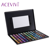 Women 88 Colors Matte Shimmer Eyeshadow Palette Wedding Party New Year Makeup Eye Shadow Palette Y