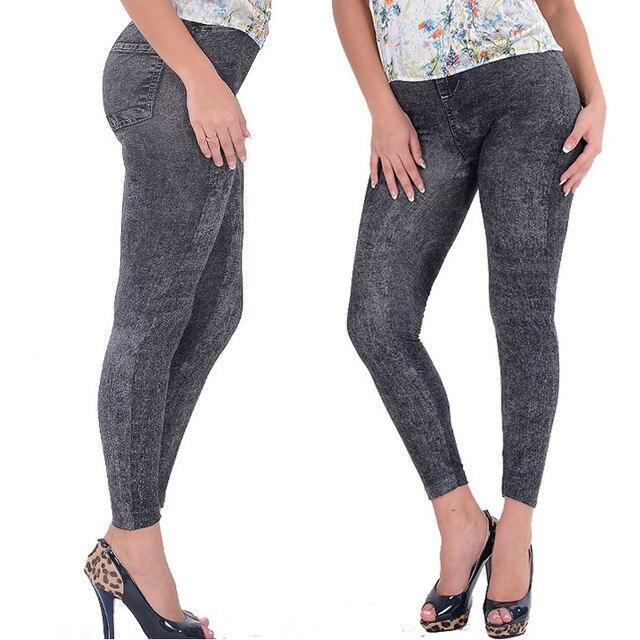 Сексуальные женские черные джинсы
