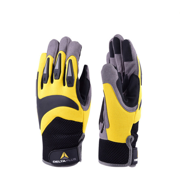 5PCS High - altitude outdoor gloves climbing sports climbing wear - resistant mesh breathable absorbent sweat comfortable gloves