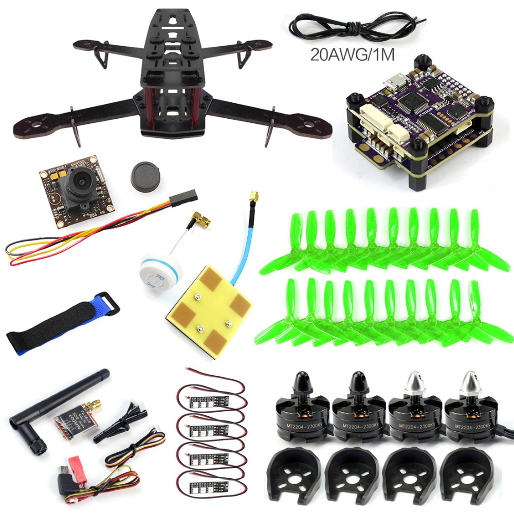 DIY 250 PNP FPV Racer Drone KIT 30A ESC 700TVL Camera Q250 Frame 2300KV Motor 5 inch Prop Raptor S-Tower  TS5828 Transmitter fashion solid color strappy lace bra and briefs lingeries suit for women
