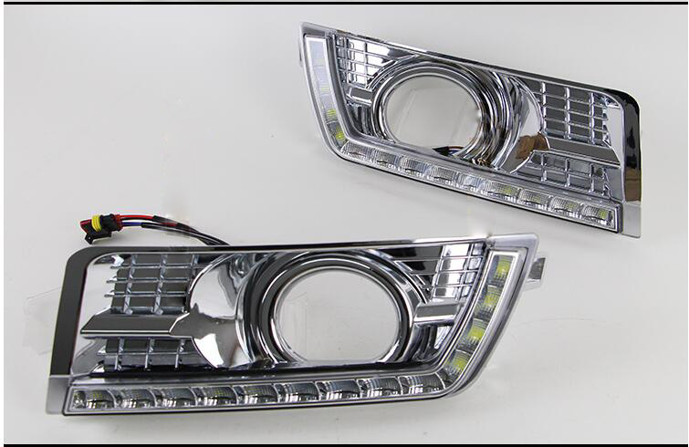 Car-styling,SRX daytime light,2011~2015,LED,Free ship!car-detector,SRX fog light,car-covers,steering-wheel; XTS day light 2013 2016 cadilla xts daytime light 4pcs set led free ship xts fog light ats sls srx xlr
