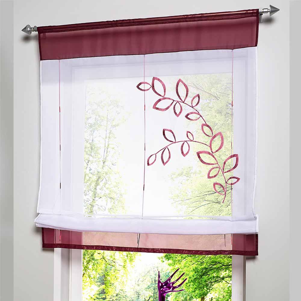 cortinas ventanas cortas