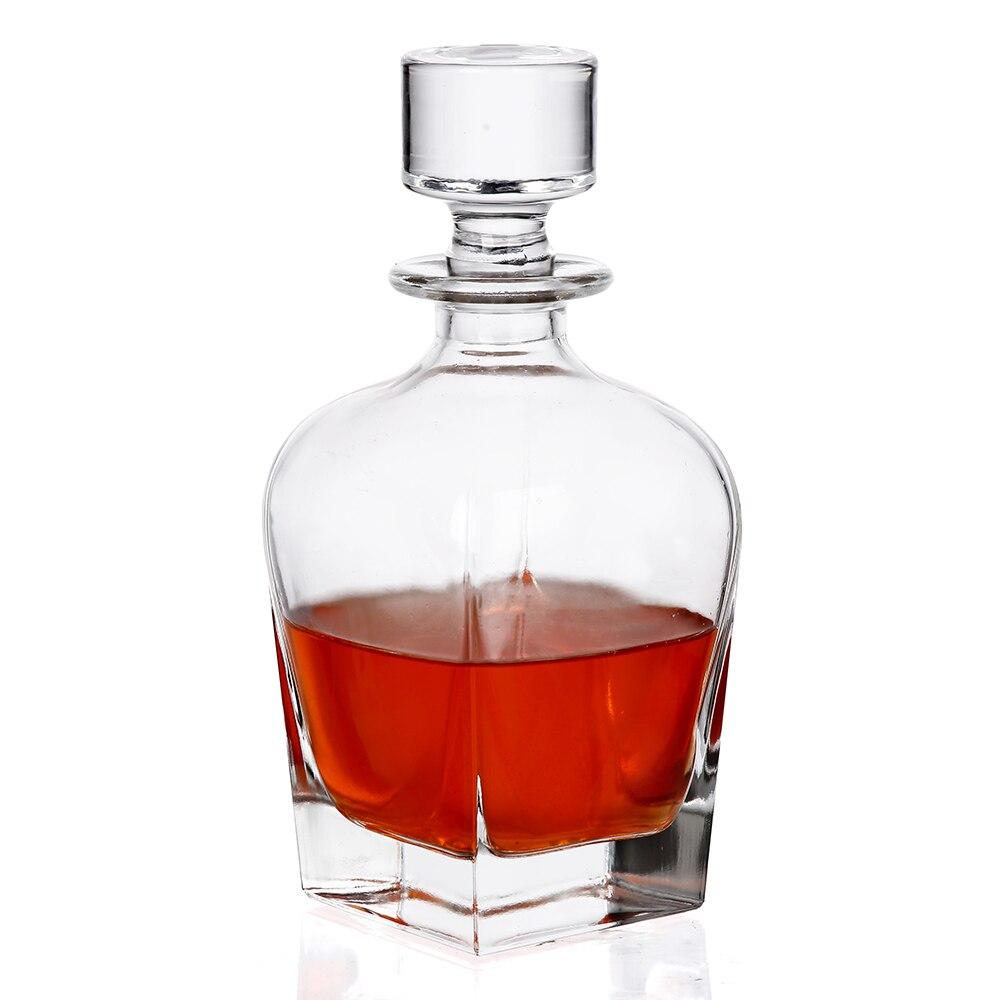 700 ml cristal whisky verre bouteille décanteurs de vin pour alcool liqueur Vodka whisky luxueux outils de vin pour la maison Bar fête