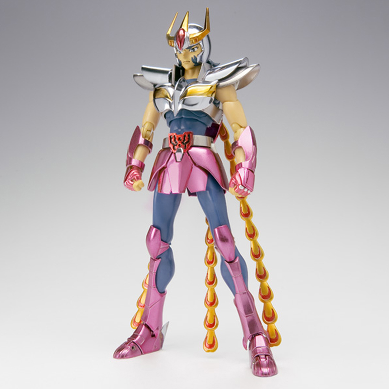 Saint Seiya Phoenix Ikki Action Figure Helmet Cloth Myth Bronze Cloth TV Version Model for Collections стоимость
