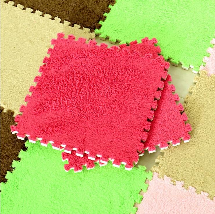 interlocking puzzle floor foam mats shaggy rugs and carpets for kids rug bedroom children living room - Kids Bedroom Mats