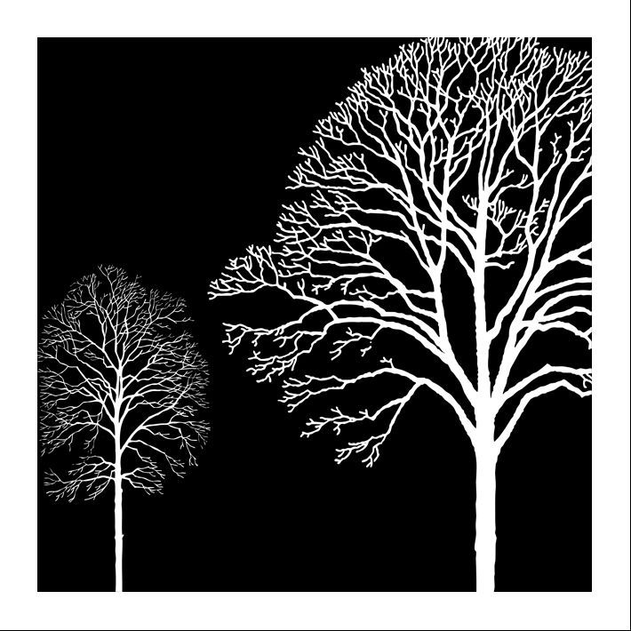 aliexpress com buy free shipping black white and red tree modern