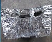 99.99% Pure Tellurium Metal Metalloid Element 52 from large ingot 100 grams