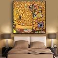 Исполнения Репродукция картины Густава Климта картина маслом на холсте художественные плакаты и принты Скандинавская картина на стену для...