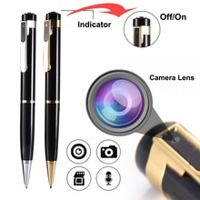 1080 p Mini Pen HD Camera Video Voice Audio Foto Recorder Voice Recording MP3 Draagbare Opname Ruisonderdrukkende Nieuws Reporter(China)