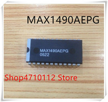 NEW 2PCS/LOT MAX1490AEPG MAX1490AEP MAX1490 DIP-24 IC