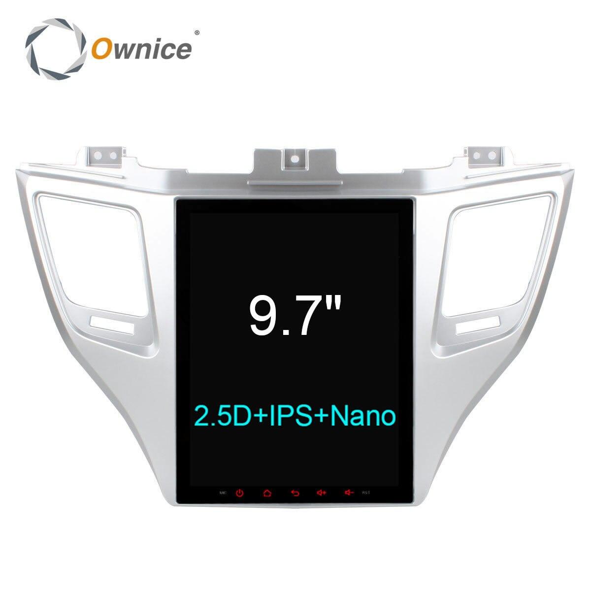 9,7 дюймов ips Экран автомобилей Pad Android Smart интеллектуальные мультимедийный плеер для hyundai TUCSON 2015 gps navi головного устройства Радио стерео