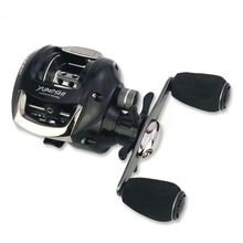 hot deal buy yumoshi fishing reels 12+1 ball bearings 6.2:1 speed ratio bait casting fishing reel with magnet brake system lv200