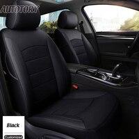 Autotory коровьей Обложка автокресла для Acura TL кожаные автомобильные Чехлы пользовательские подушки сиденья поддерживает аксессуары для интер
