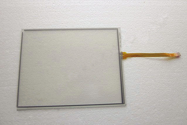 touch for Schneider XBTGT5340 touch screen panel glass 100% in good working new goods shenfa