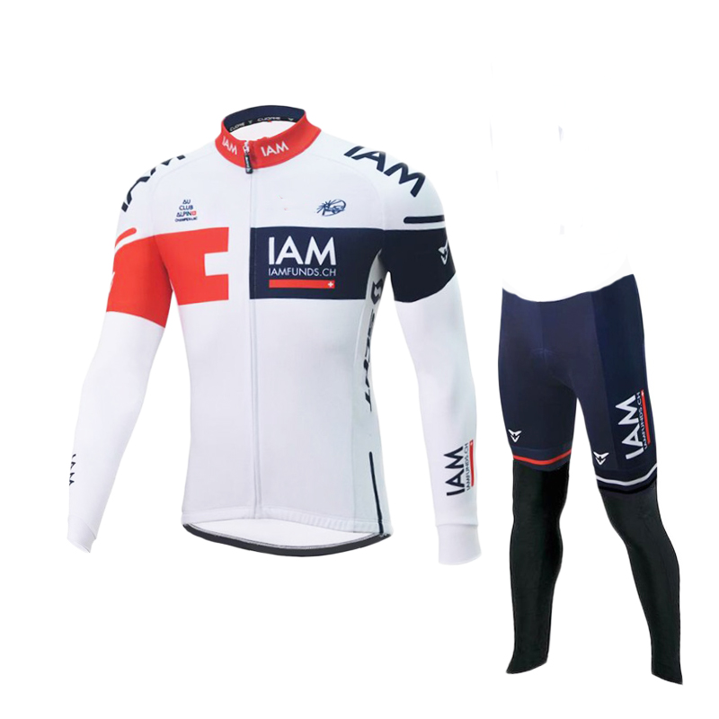 Cycling Jerseys Long-Sleeve Cycling-Clothing/ropa-Ciclismo High-Quality Team Autumn Breathable