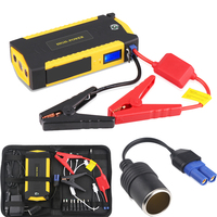 Urbanroad 12v Auto Car Jump Starter Power Bank Booster Portable Car Battery Charger Emergency Starting Device