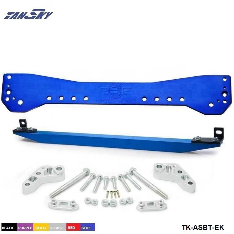 NEW Subframe Brace Tie Bar For Honda Civic 96-00 TK-ASBT-EK-EP