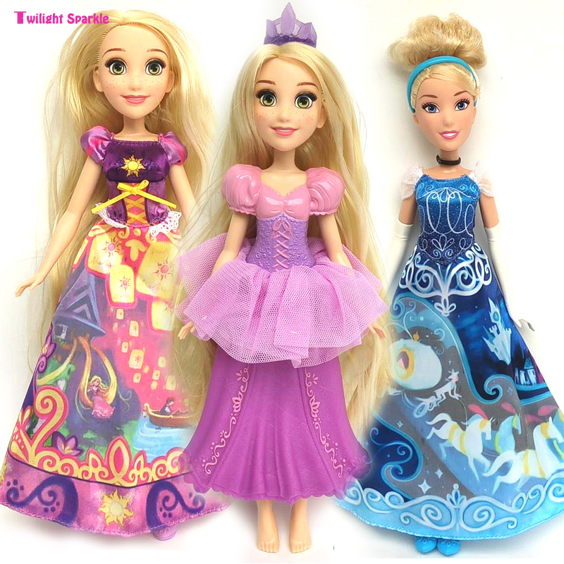 2017 NEW Fashion doll 100% Original Princess Royal Action Figure Toy Snow White Princess Best Friend Play with Children best girl toys 2017