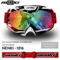 NENKI Motocross gafas Moto de las mujeres de los hombres las gafas de motocicleta casco Off-Road Motocross gafas de la bici de la suciedad ATV MX BMX DH MTB gafas