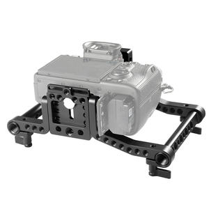 Image 3 - Panasonic gh4/gh3/gh2/sony a7/a7ii/canon/nikon 1630 용 가변 막대가있는 smallrig versaframe 카메라 케이지