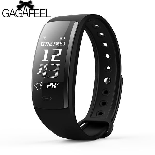 QS90 Smart WristBand Blood Pressure Heart Rate Monitor IP67 Smart Bracelet Fitne