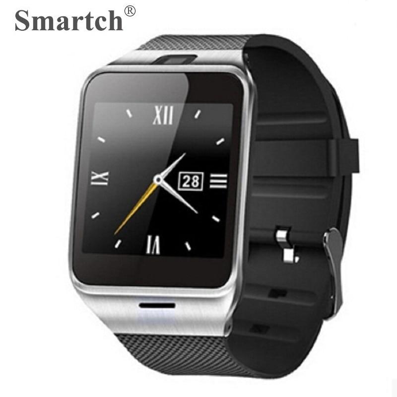 2016 новые Aplus умные часы GV18 для Android, SIM карты часы телефон Smartwatch, Bluetooth смарт часы, Музыка smart часы,шагомер,будильник,лучше, чем DZ09 GT08 смарт часы