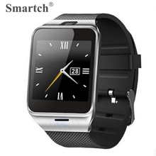 Smartch Aplus GV18 Smart Watch for Android,SIM Card Phone Smartwatch,Bluetooth Smart Clock,Better Than DZ09 GT08 Smart Watches