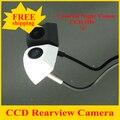 Universal Del Coche Del CCD HD Cámara de Vista Trasera Para todo El coche de 170 Grados de Copia de Seguridad para Estacionarse en Reversa Cámara Para Monitorear GPS Trasera Cámara de visión
