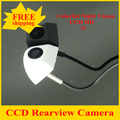 Universal HD CCD Car Rearview Camera For all-car 170 Degree Backup Parking Reverse Camera For Monitor GPS Rear View Camera