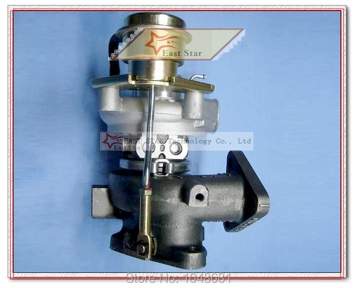 Турбокомпрессор с водяным охлаждением TF035 49135-03101 49135-03100 ME201677 ME202012 для Mitsubishi Pajero II Delica Challenger 4M40 2.8L D