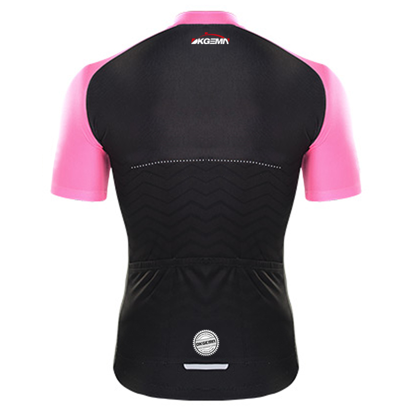 Men 39 s Cycling Jersey Pink Black Roupa Ciclismo Short Sleeve Breathable Quick Dry Outdoor Sports MTB Road Riding Bicycle Shirt in Cycling Jerseys from Sports amp Entertainment